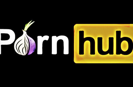 Pornhub Launch Their Site On The Tor Network